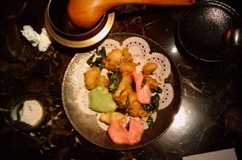 台中燒酒雞 蚵仔酥