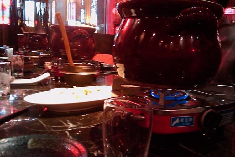 台中燒酒雞 大快朵頤