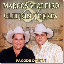 Marcos Violeiro e Cleiton Torres - Pagode da Paz