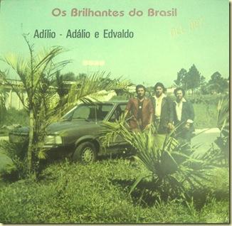 Os Brilhantes do Brasil - Capa