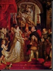 The wedding of Marie de'Medici  180px-Peter_Paul_Rubens_052