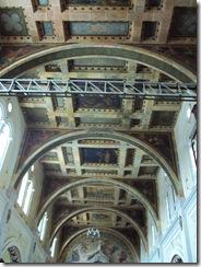 Interior Iglesia de Egipto