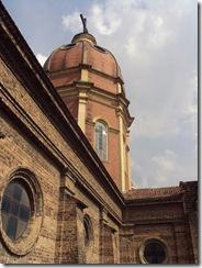 Cúpula Iglesia de las Cruces