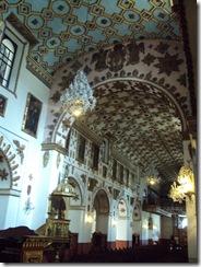 Interior Iglesia de San Agustín