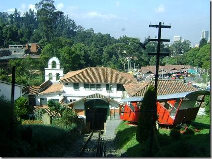 Estación Funicular teleférico Monserrate
