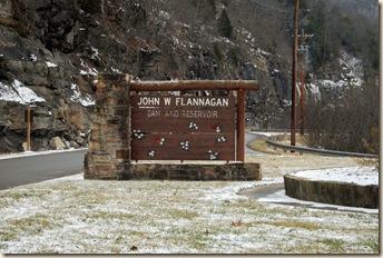 John Flannagan Dam