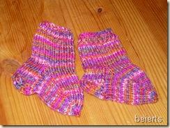 1. Socken für Nina 018