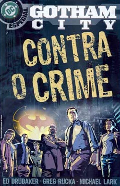 Gotham City Contra O Crime