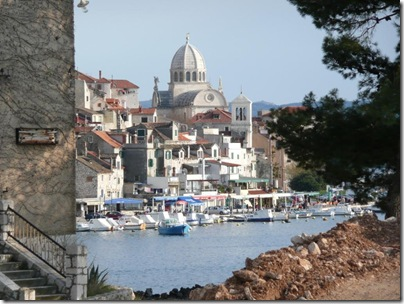 Croatia Cruising Companion - Onshore Sibenik
