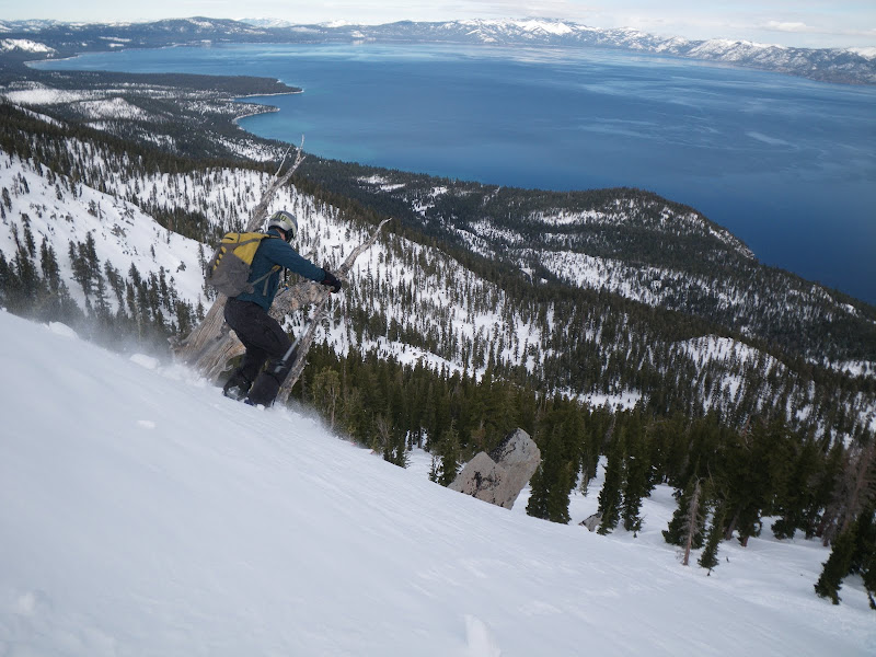 Jake's Peak Backcountry Ski