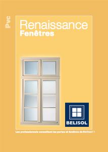 Fenêtre PVC Renaissance