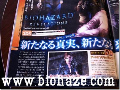 Scan Resident Evil Heavenly Island Tome  Fr