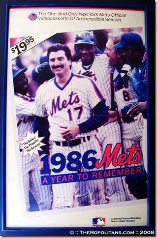 Keith Hernandez Poster