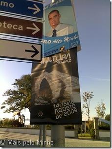 cartazes pós eleições