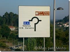 sinal estrada nova
