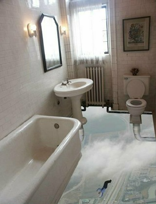 banheiro prédio