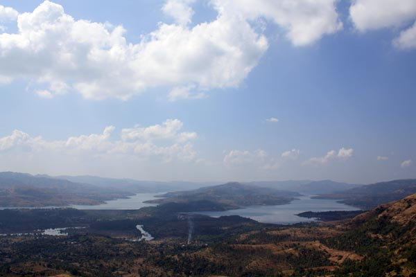 Panshet and Varasgaon — Twin Dams