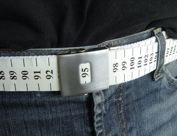 Innovative Concepts in Lifestyle - Waist Measurement