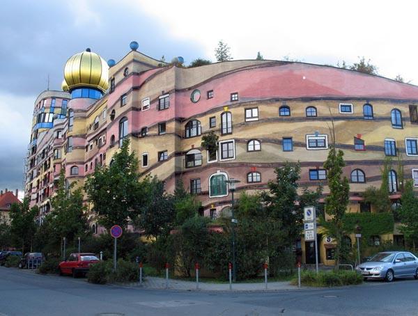 Odd Building 2