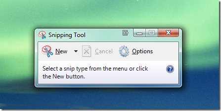 Download Snipping Tool Vista