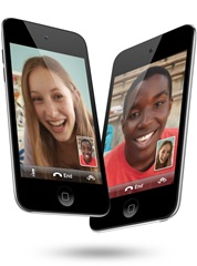 facetime ipod touch 4G IOS 4.2