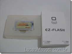 ez-flash flash card GBA SP rom
