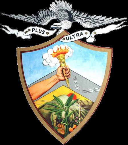 Escudo del Cantón Piñas