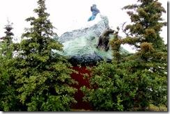 05 Muffin mountain top sculpture