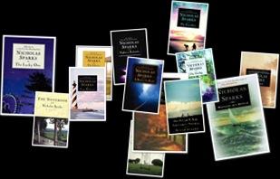 View Nicholas Sparks Novels