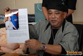 Datuk Kadar Shah himbau Daisy berhenti bicara di TV