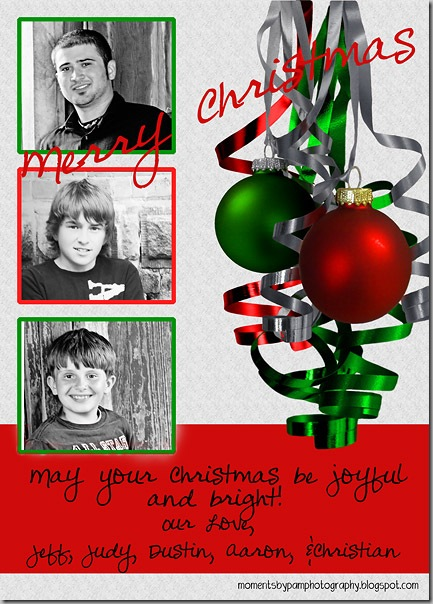Christmas Card JJ Agler copy
