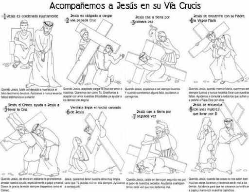 Jesús te llama - Semana Santa para niños