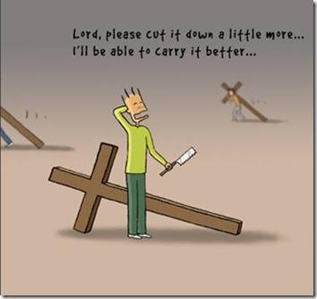 7 Never Cut Cross 不要锯短我们的十字架