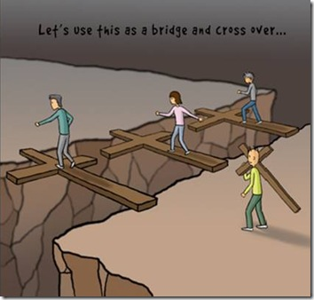 12 Never Cut Cross 不要锯短我们的十字架