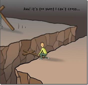 13 Never Cut Cross 不要锯短我们的十字架