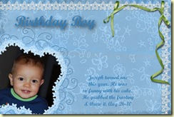 Joseph-BirthdayBoy