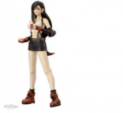 boneco miniatura action figure tifa final fantasy