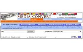 site media convert