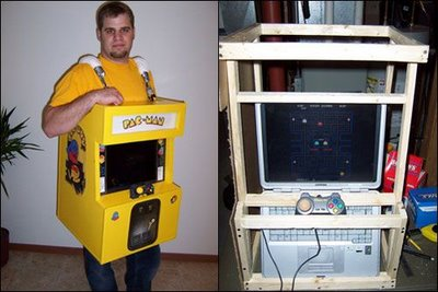 pessoa fantasia de video game