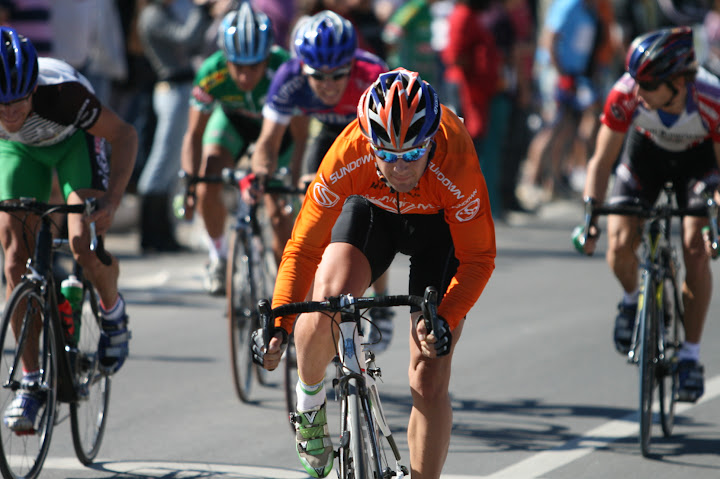 Etapa em Tijucas do Campeonato Catarinense de Ciclismo