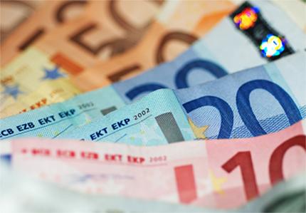Cédulas de Euro