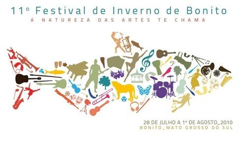 11º  Festival de Inverno de Bonito