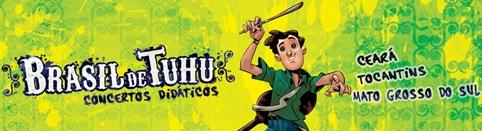 Brasil de Tuhu Concertos Didaticos