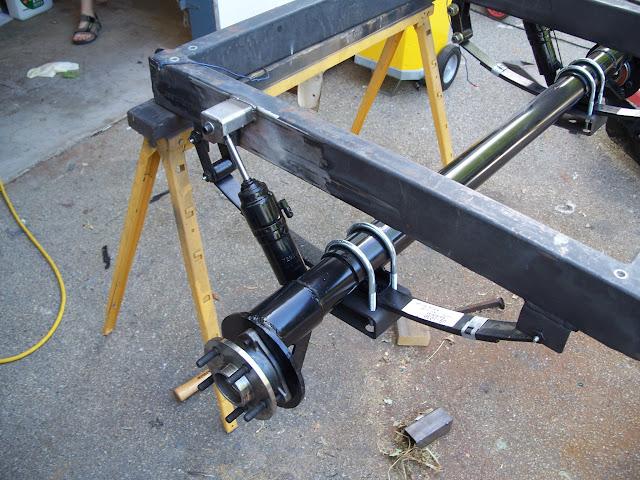 Wonderful Custom Made RV Axles  Price 000  Factory RV Surplus  1611 W