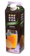 Detta inlägget är sponsrat av Godmorgon Apelsinjuice
