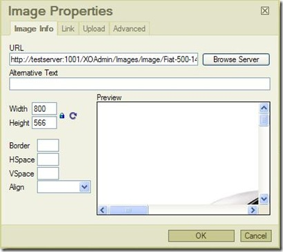 Set Full Image Path in FCK Editor 2