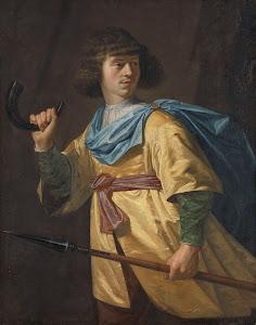RIJKS: Peter Danckerts de Rij: painting 1635
