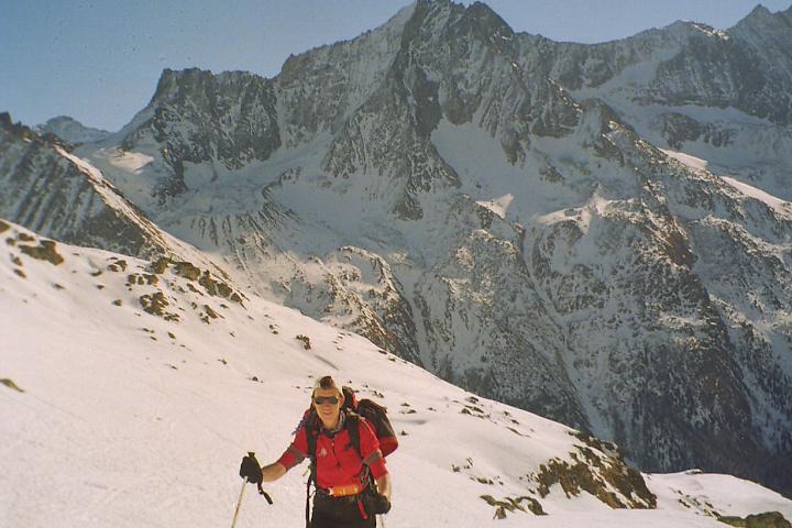 La Sage (Suisse) février 2008