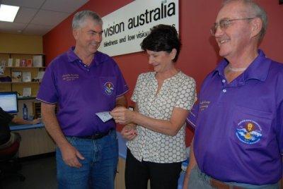 Vision Australia presentation photo
