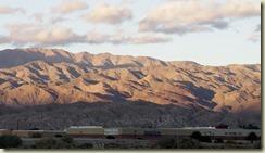 Palm Springs Hills evening (2)